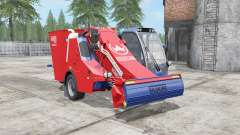 Siloking SelfLine Compact 1612 pigment red for Farming Simulator 2017