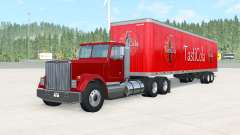 Gavril T-Series with trailer v2.0 for BeamNG Drive