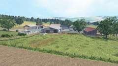 The Old Stream Farm v2.0.1 for Farming Simulator 2015