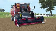 Palesse GS12 moderately red color for Farming Simulator 2015