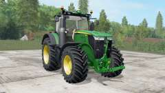 John Deere 7230R-7310R for Farming Simulator 2017