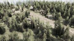 The Ghost Village for MudRunner