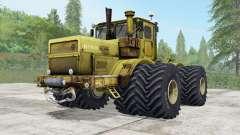 Kirovets K-700A options wheels for Farming Simulator 2017