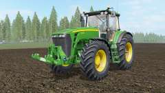 John Deere 8130-8530 for Farming Simulator 2017