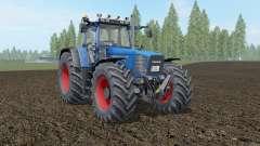 Fendt Favorit 816-824 Turboshift honolulu blue for Farming Simulator 2017