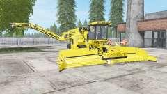 Ropa Maus 5 titanium yellow for Farming Simulator 2017