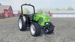 Deutz-Fahr Agroplus 77 lime green for Farming Simulator 2013