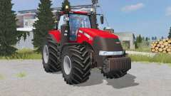 Case IH Magnum 380 CVT US versione for Farming Simulator 2015
