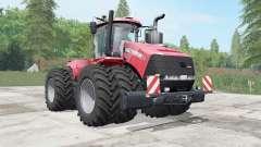 Case IH Steiger 370-620 sizzling red for Farming Simulator 2017