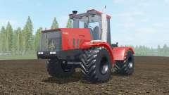 Kirovets K-744R3 Carmine rose jrhfc for Farming Simulator 2017