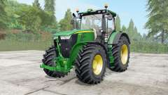 John Deere 7230R-7310R 2014 for Farming Simulator 2017