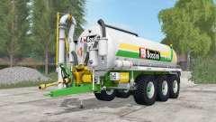 Bossini B3 200 pantone green for Farming Simulator 2017