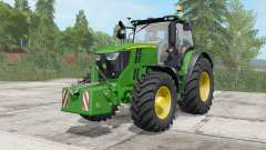 John Deere 6135R-6250R for Farming Simulator 2017
