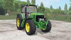 John Deere 6030&7030-series for Farming Simulator 2017