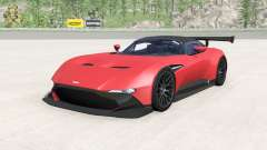Aston Martin Vulcan 2015 for BeamNG Drive