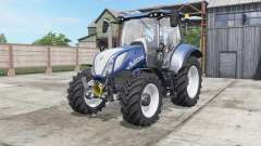 New Holland T5&T6 series for Farming Simulator 2017