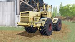 Kirovets K-701 soft yellow Okas for Farming Simulator 2017
