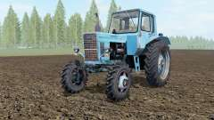MTZ-80, Belarus soft-blue color for Farming Simulator 2017