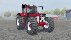 International 1055 alizarin crimson for Farming Simulator 2013