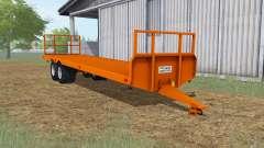 Richard Western BTTA 14-32 real model for Farming Simulator 2017