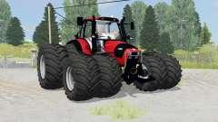 Hurlimann XL 130 twin wheels for Farming Simulator 2015
