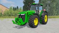 John Deere 7290R&8370R for Farming Simulator 2015