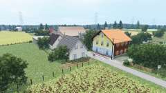 Tannenhausen for Farming Simulator 2015