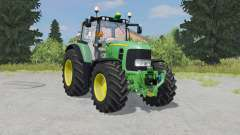 John Deere 6930 Premium dual wheel for Farming Simulator 2015