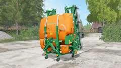 Amazone FT 1001 & UF 1801 for Farming Simulator 2017