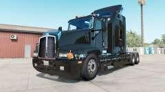 Kenworth T600 licorice for American Truck Simulator