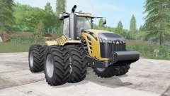 Challenger MT955E metallic gold for Farming Simulator 2017