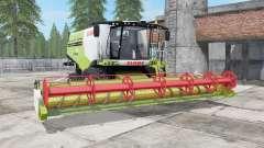 Claas Lexion 780 & Vario 660-1050 for Farming Simulator 2017