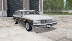 Chevrolet Caprice Estate Wagon for Farming Simulator 2017