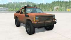 Gavril D-Series Bandito v2.3 for BeamNG Drive