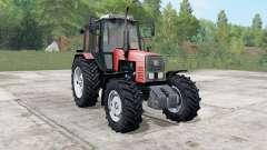 MTZ-1221 Belarus color for Farming Simulator 2017