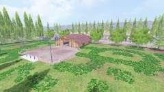 Fazenda Pandora v3.0 for Farming Simulator 2015