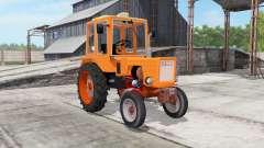 T-25A bright orange color for Farming Simulator 2017