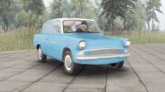 Ford Anglia (105E) 1959 for Spin Tires