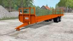 Richard Western BTTA 14-32 willpower orange for Farming Simulator 2017