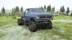 Ford F-350 Dually for MudRunner