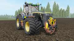 John Deere 8130-8530 Black Shadow for Farming Simulator 2017
