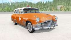 Burnside Special wagon Ambulance for BeamNG Drive