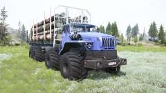 VTS Ural-Polyarnik 8x8 for MudRunner