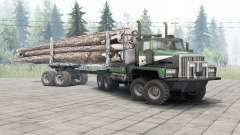 Western Star 6900TS v1.2 spring leaves for Spin Tires