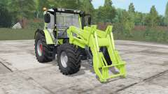 Fendt F 380 GTA Turbo multicolor for Farming Simulator 2017