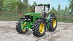 John Deere 7610-7810 for Farming Simulator 2017