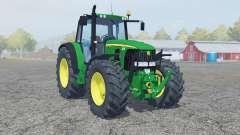 John Deere 6320 2002 for Farming Simulator 2013