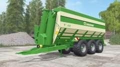 Krone TX 430 north texas green for Farming Simulator 2017