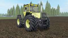 Mercedes-Benz Trac 1300&1500 Turbo for Farming Simulator 2017