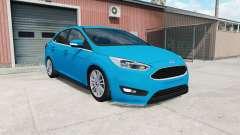 Ford Focus sedan (DYB) 2015 for American Truck Simulator